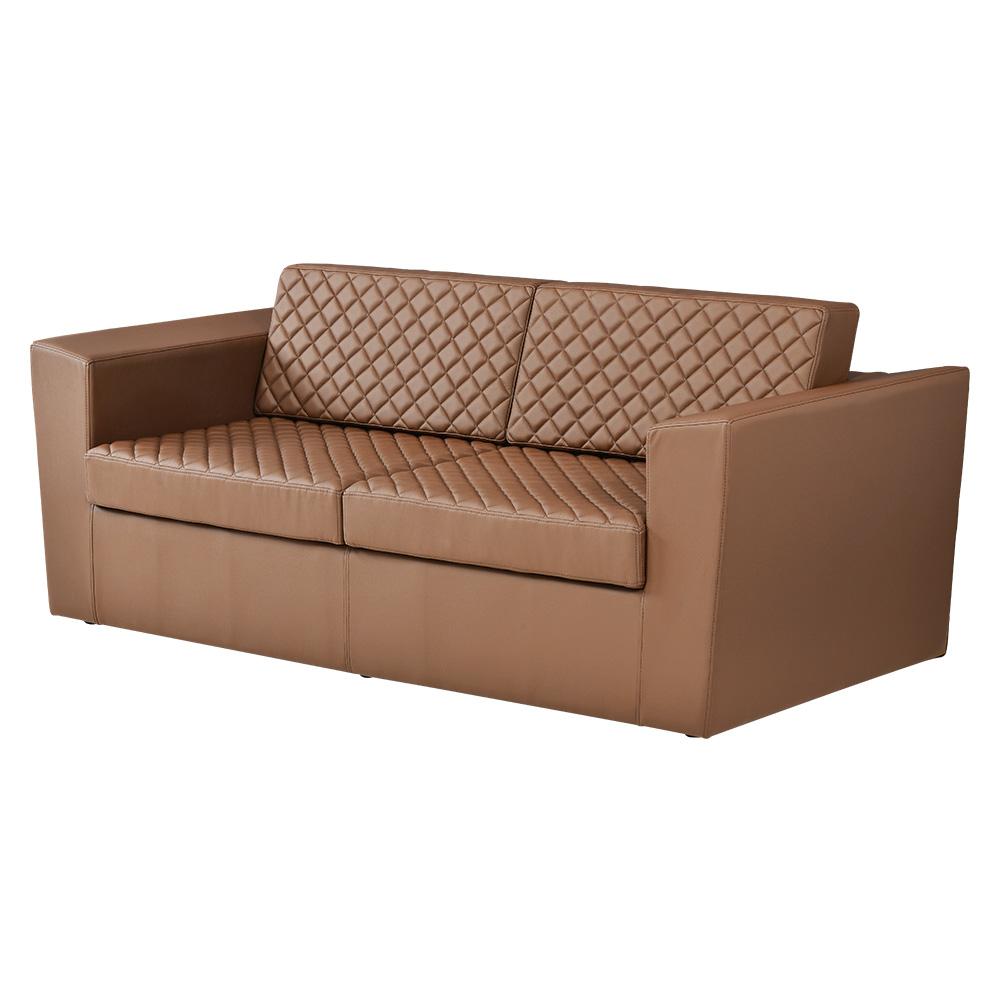 Fotoliu si canapea cu doua locuri pentru birou MATHIS